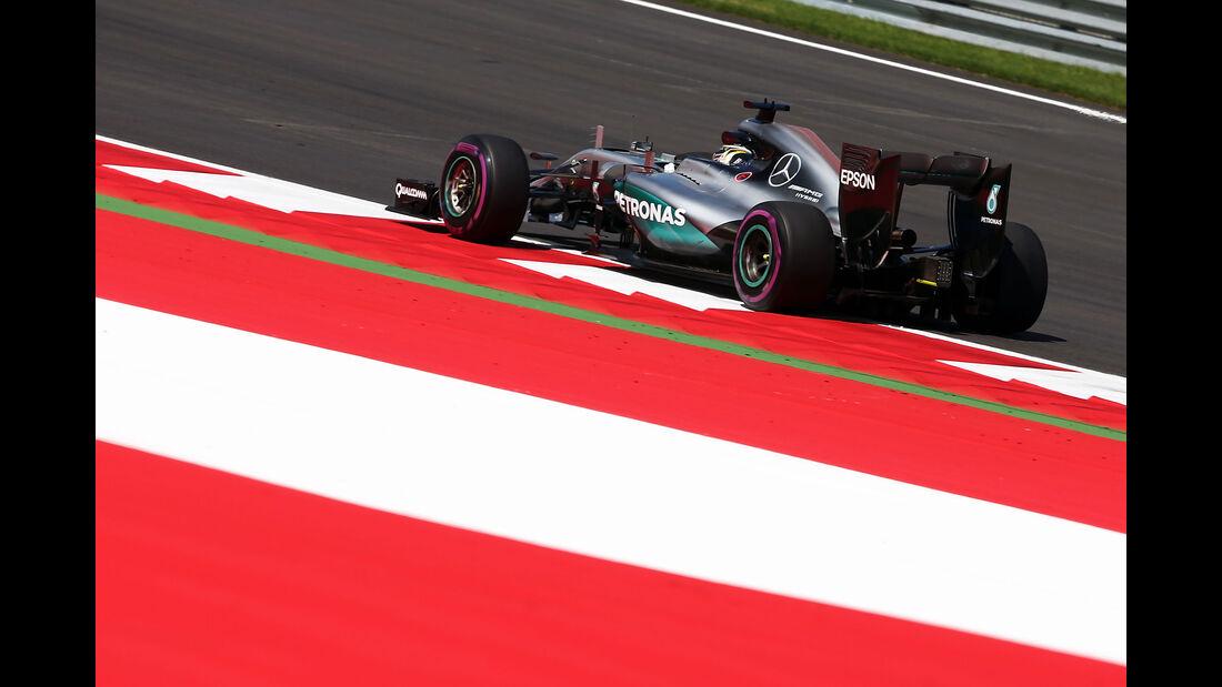 Lewis Hamilton - Mercedes - Formel 1 - GP Österreich - 1. Juli 2016