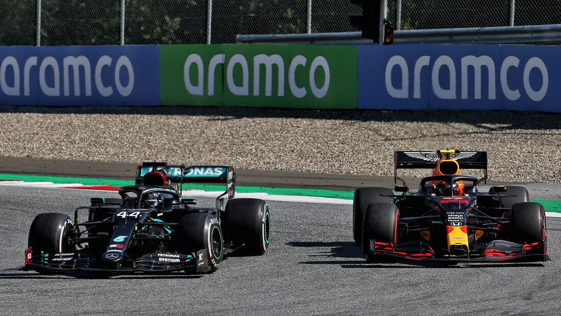 Lewis Hamilton - Mercedes - Formel 1 - GP Österreich - Spielberg - 5. Juli 2020