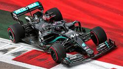 Lewis Hamilton - Mercedes - Formel 1 - GP Russland - Sotschi - 26. September 2020