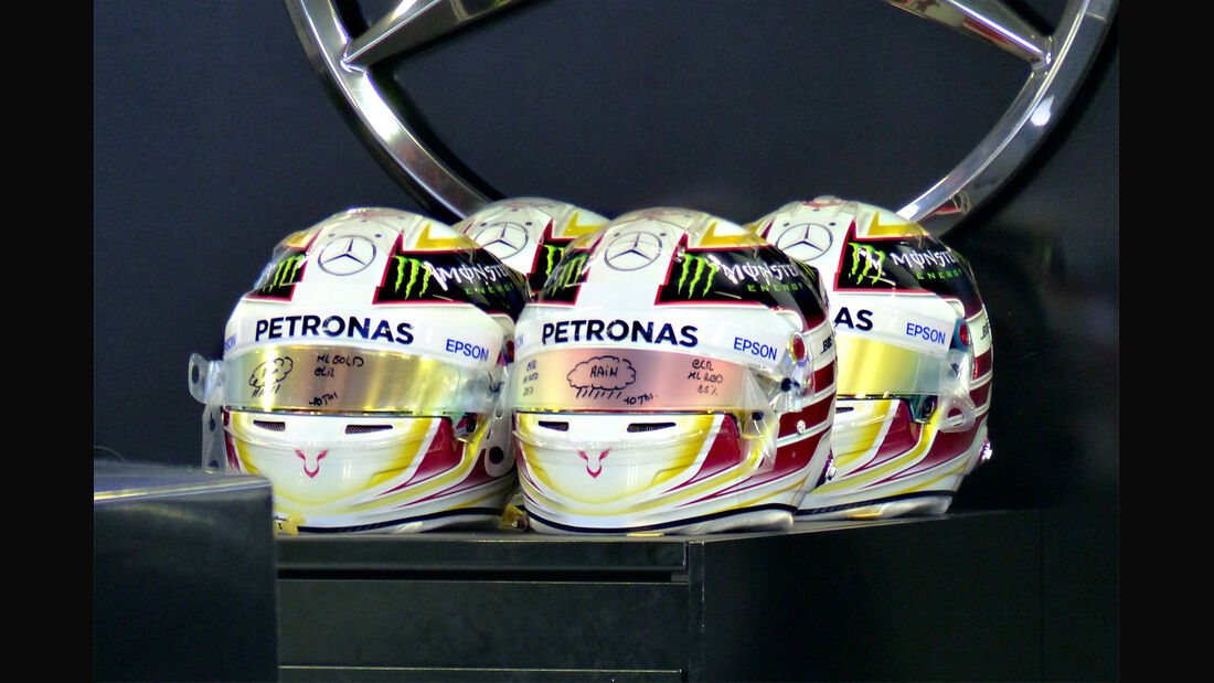 Lewis Hamilton - Mercedes - Formel 1 - GP Singapur - 17. September 2015