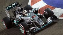 Lewis Hamilton - Mercedes - Formel 1 - GP Singapur - 20. September 2015