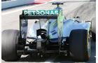 Lewis Hamilton - Mercedes - Formel 1 - GP Spanien - Barcelona - 9. Mai 2014