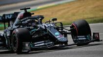 Lewis Hamilton - Mercedes - Formel 1 - GP Spanien - Barcelona - Qualifying - Samstag - 15. August 2020