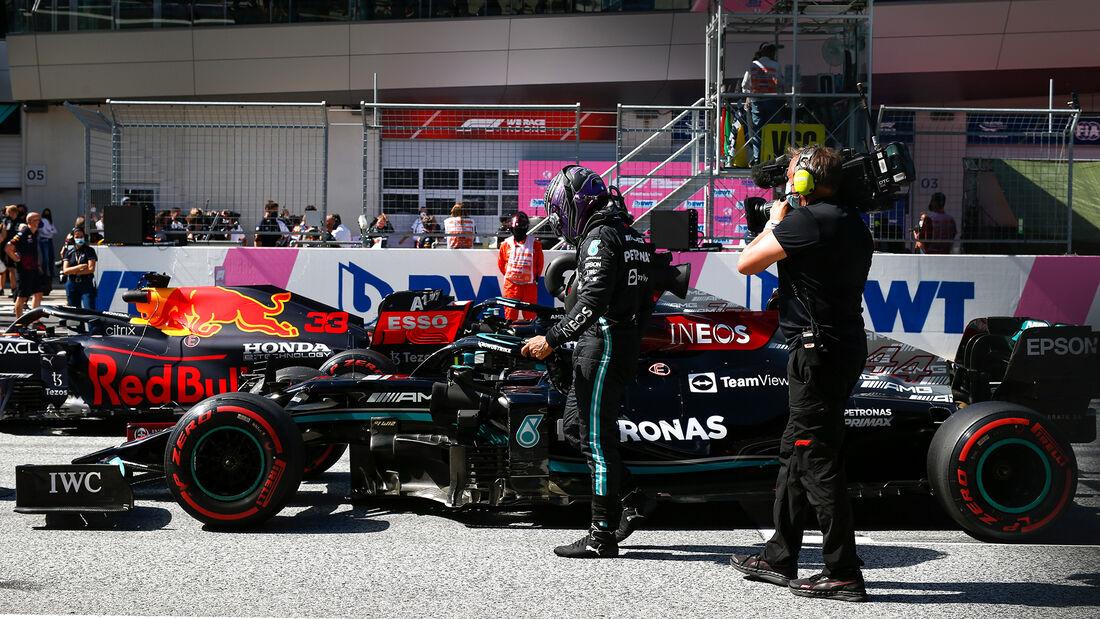 Lewis Hamilton - Mercedes - Formel 1 - GP Steiermark - 26. Juni 2021