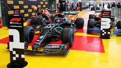 Lewis Hamilton - Mercedes - Formel 1 - GP Steiermark - Spielberg - Qualifying - Samstag - 11. Juli 2020