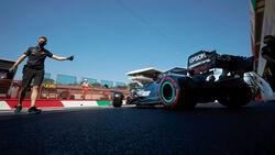 Lewis Hamilton - Mercedes - Formel 1 - GP Toskana - Mugello - 2020
