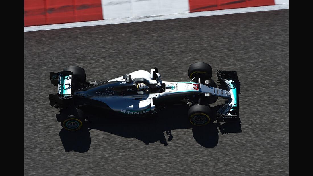 Lewis Hamilton - Mercedes - Formel 1 - GP USA - Austin - 21. Oktober 2016