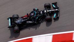 Lewis Hamilton - Mercedes - Formel 1 - GP USA - Austin - Freitag - 22.10.2021