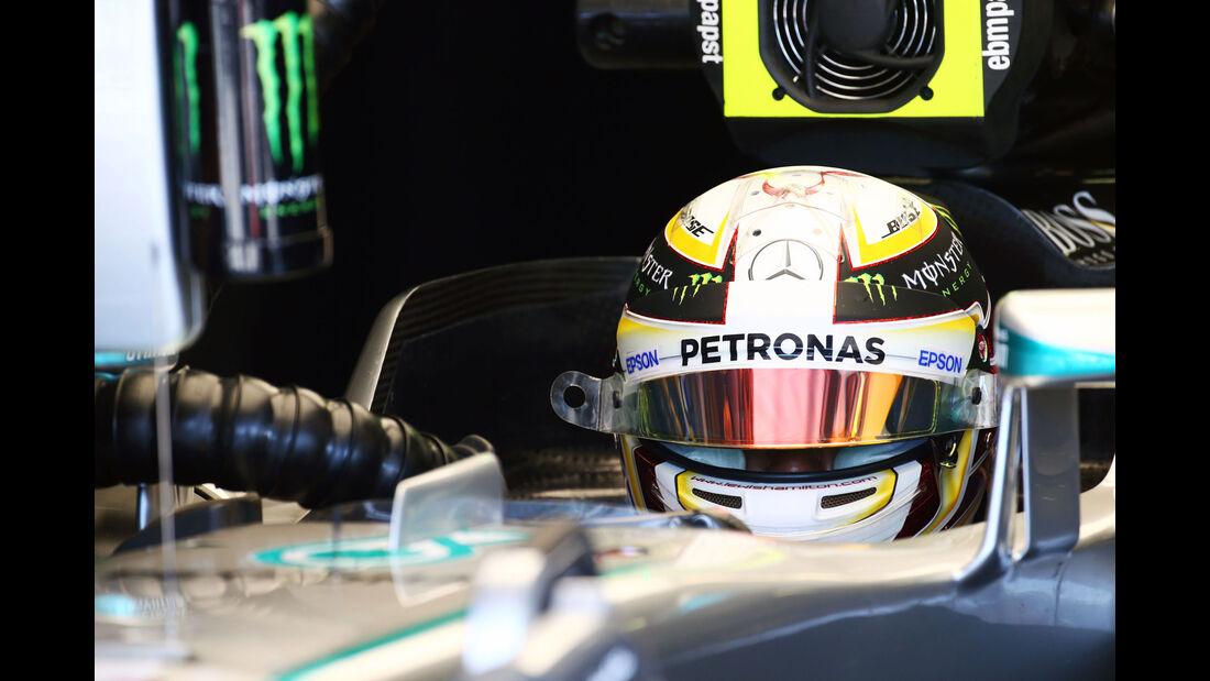 Lewis Hamilton - Mercedes - Formel 1 - GP Ungarn - 22. Juli 2016