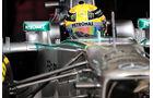 Lewis Hamilton - Mercedes - Formel 1 - GP Ungarn - 26. Juli 2013