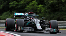 Lewis Hamilton - Mercedes - Formel 1 - GP Ungarn - Budapest - 17. Juli 2020