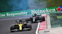 Lewis Hamilton - Mercedes - Formel 1 - GP Ungarn - Budapest - 18. Juli 2020