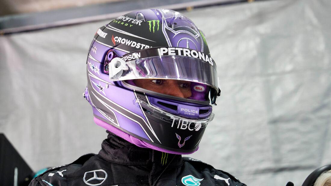 Lewis Hamilton - Mercedes - Formel 1 - Imola - GP Emilia Romagna - 16. April 2021
