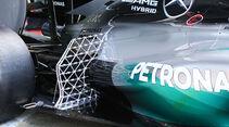 Lewis Hamilton - Mercedes - Formel 1 - Silverstone-Test - 9. Juli 2014