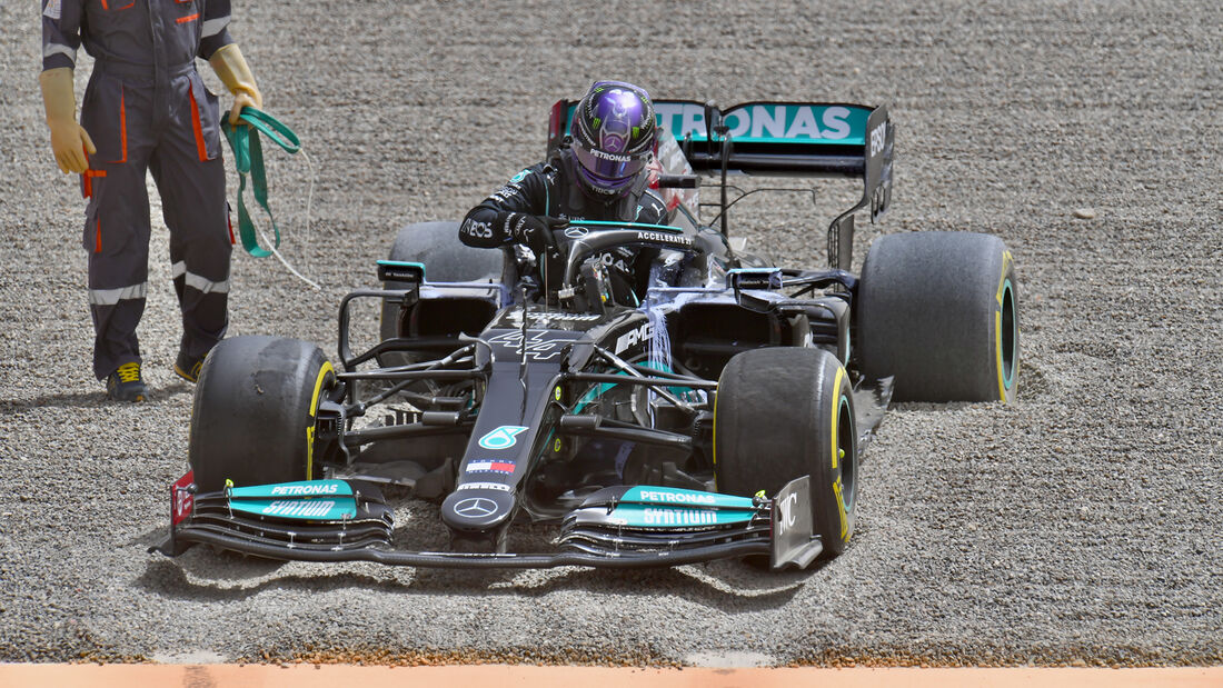 Lewis Hamilton - Mercedes - Formel 1 - Test - Bahrain - 13. März 2021