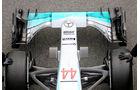 Lewis Hamilton - Mercedes - Formel 1-Test - Barcelona - 25. Februar 2016