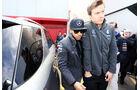 Lewis Hamilton - Mercedes - Formel 1-Test - Barcelona - 27. Februar 2015