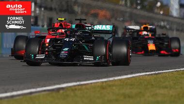 Lewis Hamilton - Mercedes - Formel Schmidt
