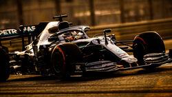 Lewis Hamilton - Mercedes - GP Abu Dhabi - Formel 1 - Samtag - 30.11.2019