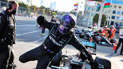 Lewis Hamilton - Mercedes - GP Aserbaidschan 2021 - Baku - Samstag