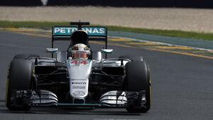 Lewis Hamilton - Mercedes - GP Australien 2016