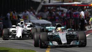 Lewis Hamilton - Mercedes - GP Australien - Melbourne - 24. März 2017