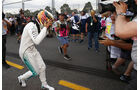Lewis Hamilton - Mercedes - GP Australien - Melbourne - 25. März 2017