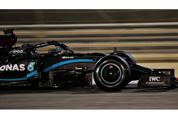 Trainingsanalyse GP Bahrain 2020: Mercedes opfert Setup für Reifen