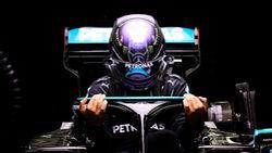 Lewis Hamilton - Mercedes - GP Bahrain 2021