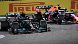 Lewis Hamilton - Mercedes - GP Bahrain 2021 - Rennen