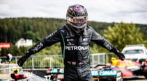 Lewis Hamilton - Mercedes - GP Belgien - Spa-Francorchamps - 29. August 2020