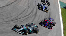 Lewis Hamilton - Mercedes - GP Brasilien 2017