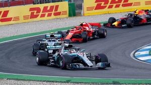 Lewis Hamilton - Mercedes - GP Deutschland 2018 - Hockenheim