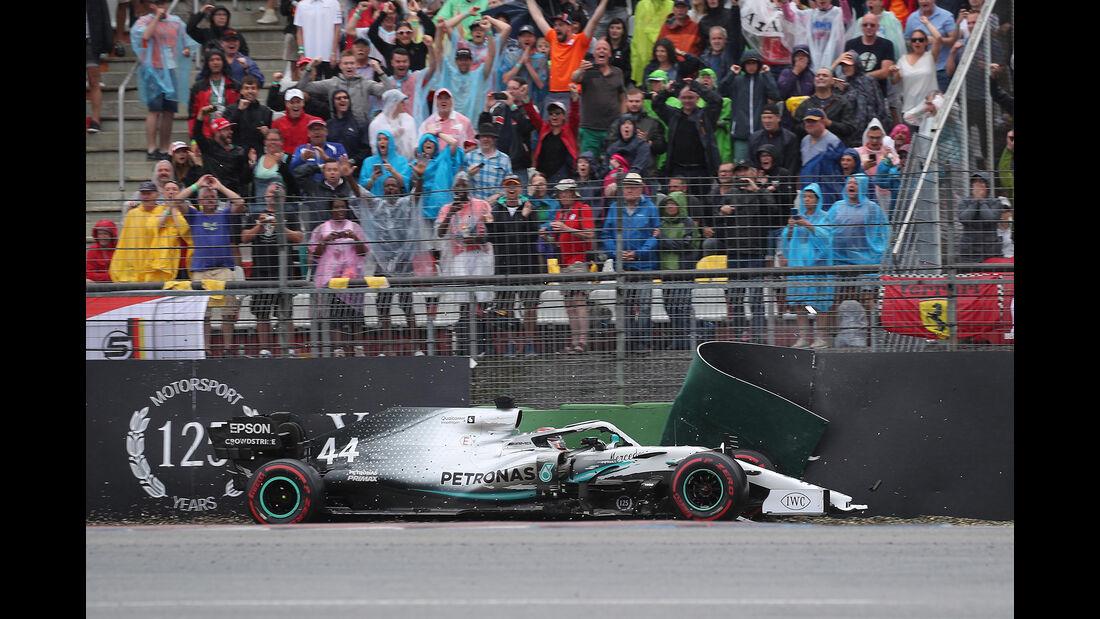 Lewis Hamilton - Mercedes - GP Deutschland 2019 - Hockenheim - Rennen