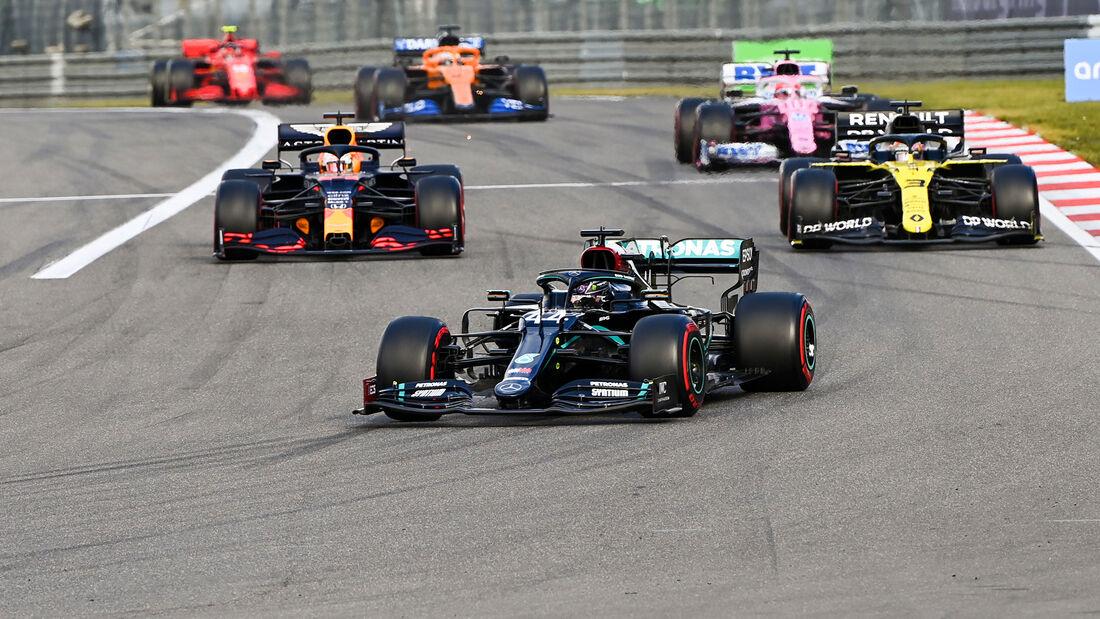 Lewis Hamilton - Mercedes - GP Eifel 2020 - Nürburgring