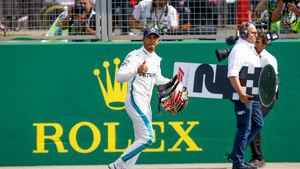 Lewis Hamilton - Mercedes - GP England 2018 - Silverstone - Qualifying