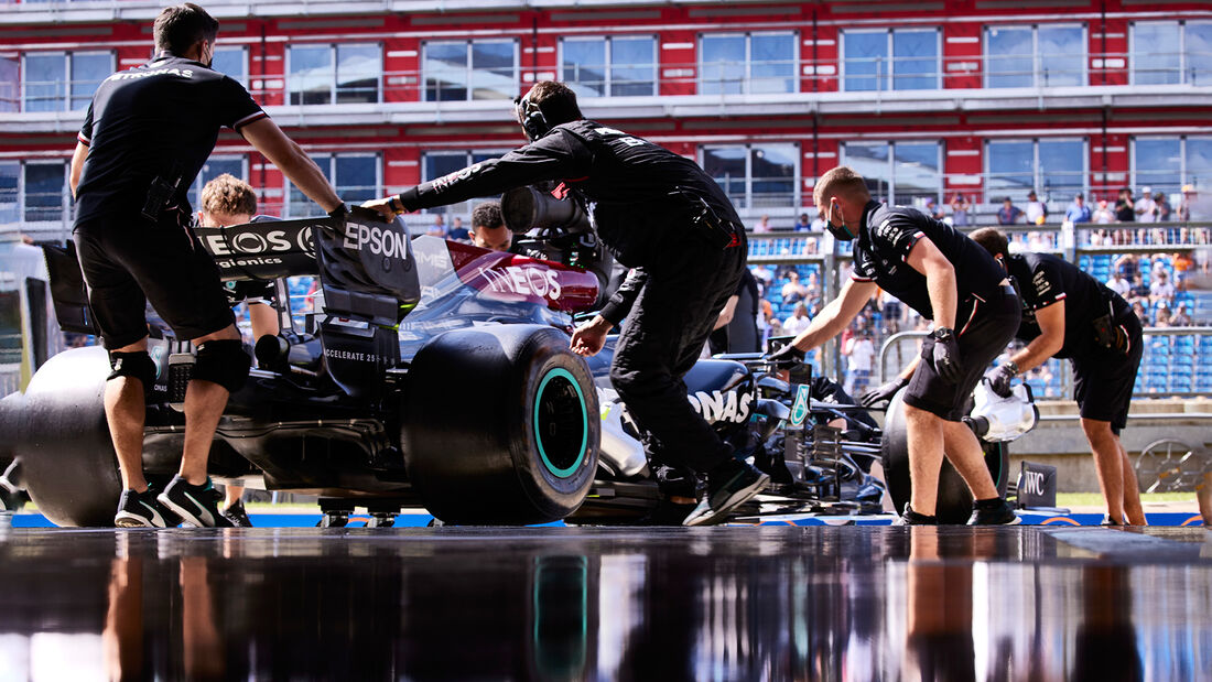 Lewis Hamilton - Mercedes - GP England 2021 - Silverstone