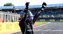 Lewis Hamilton - Mercedes - GP England - Silverstone  - Formel 1 - 16. Juli 2021