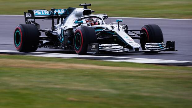 Lewis Hamilton - Mercedes - GP England - Silverstone - Freitag - 12.7.2019