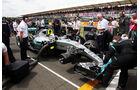 Lewis Hamilton - Mercedes - GP England - Silverstone - Rennen - Sonntag - 5.7.2015