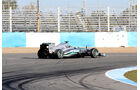 Lewis Hamilton, Mercedes GP, Formel 1-Test, Jerez, 6.2.2013