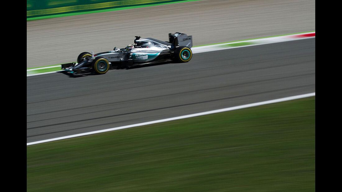 Lewis Hamilton - Mercedes - GP Italien 2015 - Monza