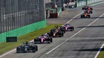 Lewis Hamilton - Mercedes - GP Italien - Monza - Samstag - 5. September 2020
