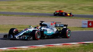 Lewis Hamilton - Mercedes - GP Japan 2017 - Suzuka