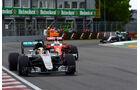 Lewis Hamilton - Mercedes - GP Kanada 2016 - Montreal - Qualifying