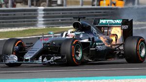 Lewis Hamilton - Mercedes - GP Malaysia 2016