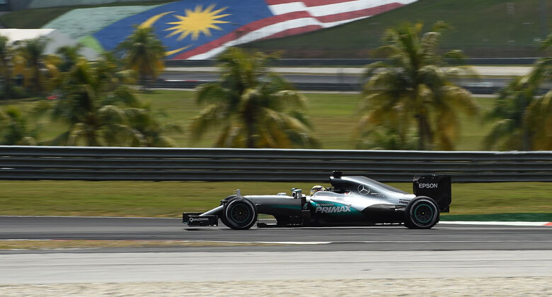 GP Malaysia (Training 3)