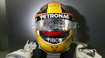 Lewis Hamilton - Mercedes - GP Malaysia - Sepang - 29. Oktober 2017