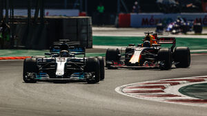 Lewis Hamilton - Mercedes - GP Mexiko - Formel 1 - Freitag - 27.10.2017