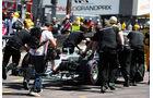 Lewis Hamilton - Mercedes - GP Monaco - Formel 1 - 28. Mai 2016